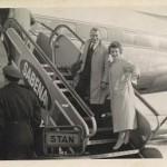 Walter en Denise vertrekken naar STANLEYSTAD